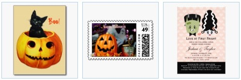 halloween gifts pumpkin stamp couples