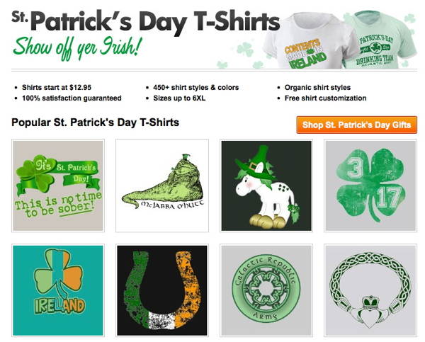 st patricks day, irish, ireland, tshirt, sale, discount